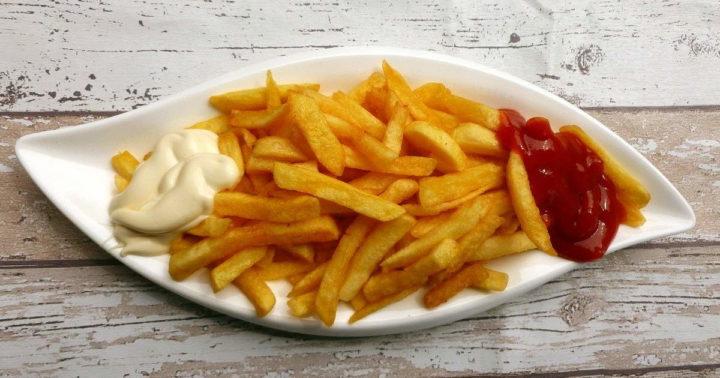 ketchup ou mayonnaise
